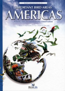 Important Bird Areas: Americas jacket image