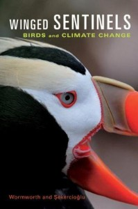 Winged Sentinels: Birds and Climate Change jacket image