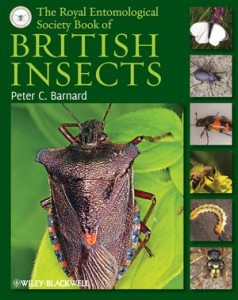 Royal Entomological Society Book of British Insects jacket image