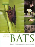 Bats: From Evolution to Conservation jacket image