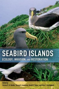 Seabird Islands: Ecology, Invasion, and Restoration jacket image