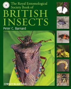 Royal Entomological Society Book of British Insects jacket image