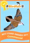 The NHBS stand wins another award this year!