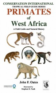 Primates of West Africa jacket image