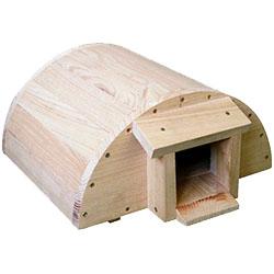 Hedgehog Hibernation Box