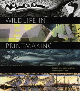 Wildlife in Printmaking jacket image