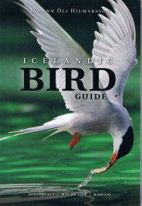 Icelandic Bird Guide: Appearance, Way of Life, Habitat jacket image