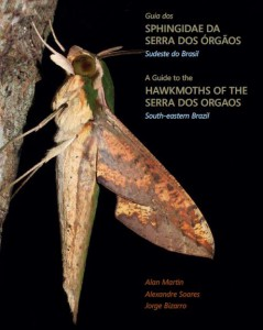 A Guide to the Hawkmoths of the Serra dos Orgaos, South-eastern Brazil - jacket image
