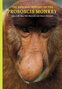 The Natural History of the Proboscis Monkey jacket image