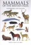 Mammals of the British Isles: Handbook, 4th edition jacket image