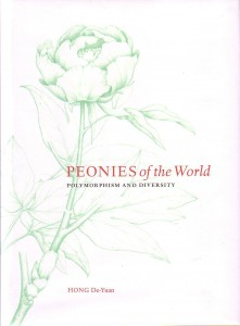 Peonies of the World, Volume 2: Polymorphism and Diversity jacket image