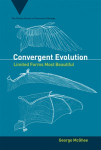Convergent Evolution: Limited Forms Most Beautiful jacket image