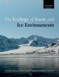 The Ecology of Snow and Ice Environments jacket image