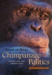 Chimpanzee Politics: Power and Sex among Apes jacket image