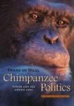 Chimpanzee Politics: Power and Sex among Apes jacket image
