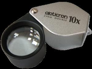 Opticron Hand lens, 23mm, 10x magnification