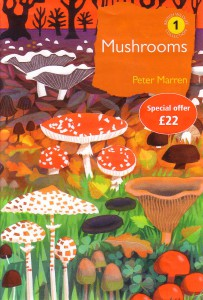 Mushrooms - Peter Marren