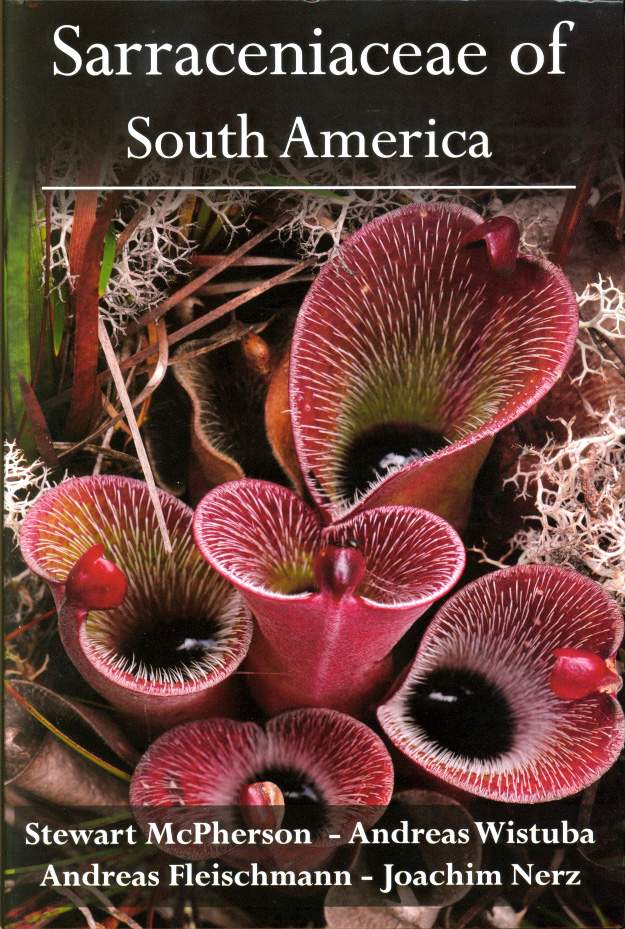 Sarraceniaceae of South America jacket image