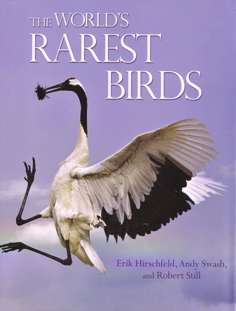 The World's Rarest Birds jacket image