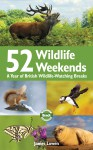 52 Wildlife Weekends jacket image