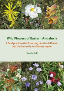 Wild Flowers of Eastern Andalucía jacket image