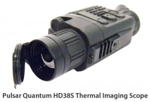 Pulsar Quantum S Series Thermal Imaging Scope