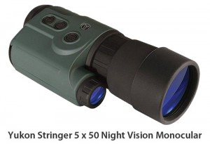 Yukon Stringer 5 x 50 Night Vision Monocular