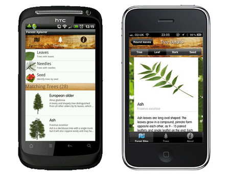 Apps for Wildlife Lovers - Forest Xplorer