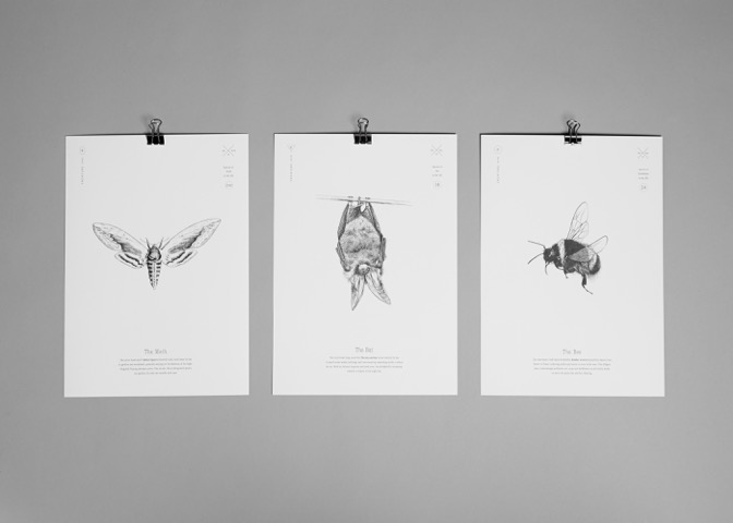 Creature Candy prints