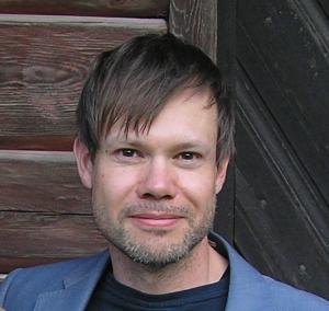 Tommy Karlsson, author of Östergötlands Trollsländor [Dragonflies in Östergötland]