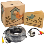 Nest Box Camera with Night Vision
