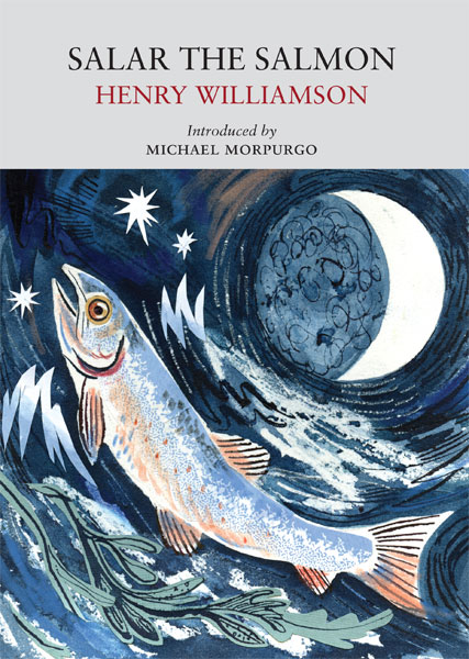 Salar the Salmon - Henry Williamson