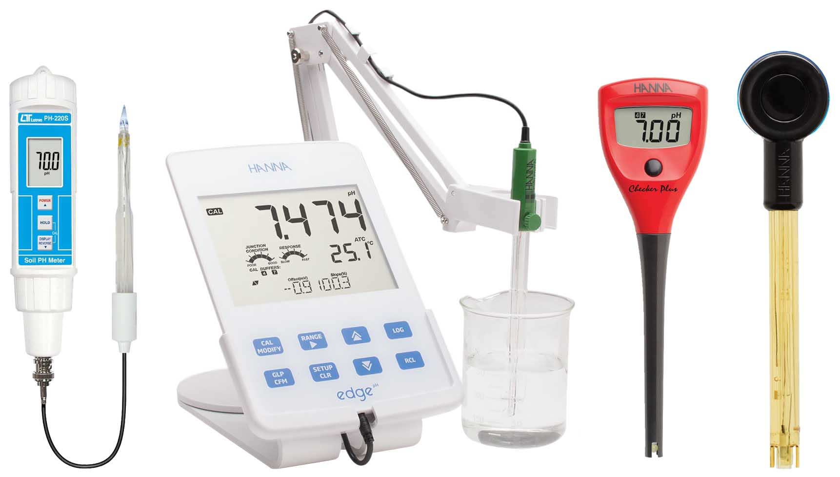 Ph Meter Lab : Ph meter calibration and maintenance hoopoe a by nhbs