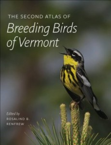 Atlas of Breeding Birds of Vermont (second edition, 2013)
