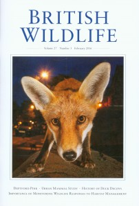 British Wildlife 27(3)