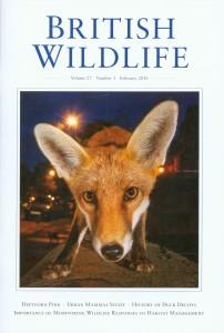 British Wildlife 27(3)