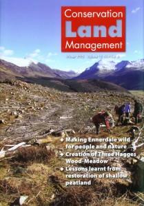 Conservation Land Management 13(4)