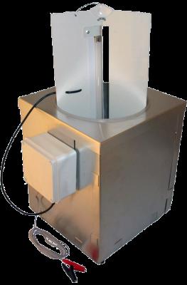 6W 12V Portable Heath Moth Trap