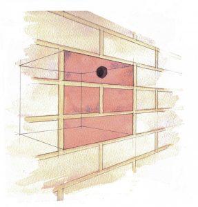 Starling Box Smooth Brick