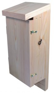 Slimline Wooden Bat Box