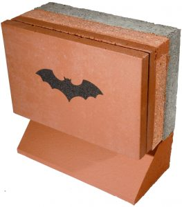 Ibstock Enclosed Bat Box C