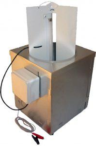 6V 12V Portable Heath Moth Trap