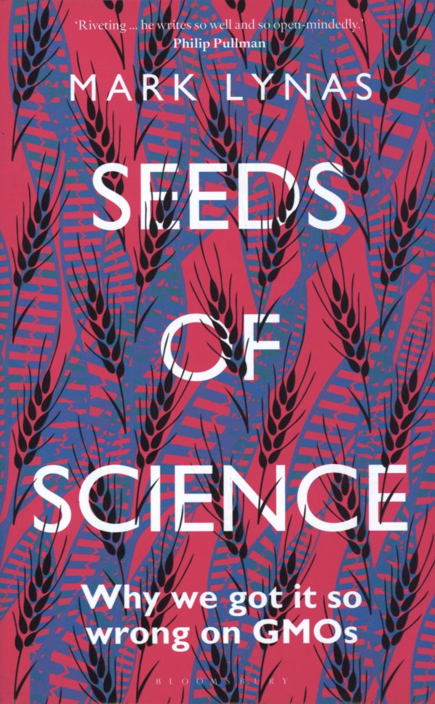 Seeds of Science cover
