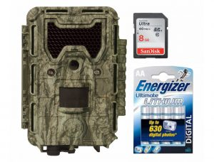 Bushnell Trophy Cam Aggressor Starter Bundle