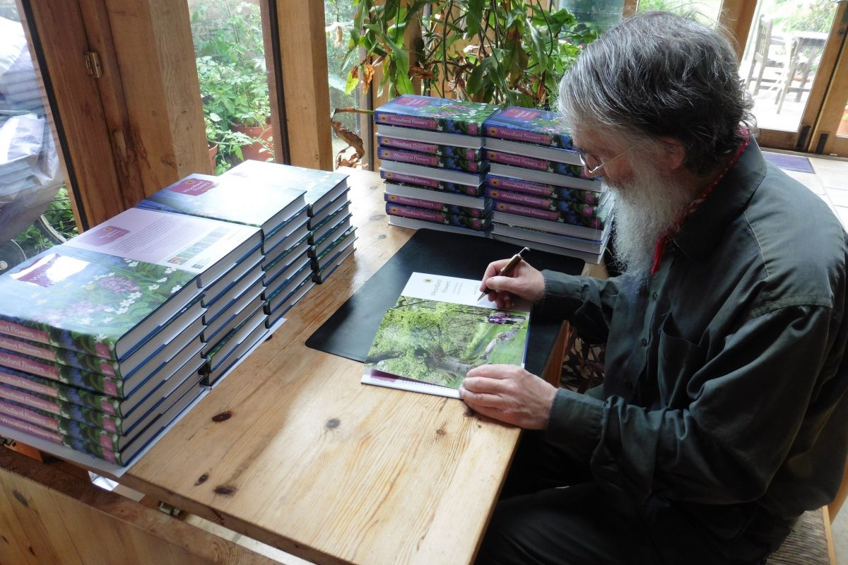 Woodland Flowers: an interview with Keith J Kirby